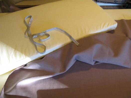 Søm av madrass
