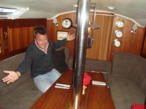 Nye puter til seilbåten