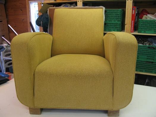 Gjenbruk av stol