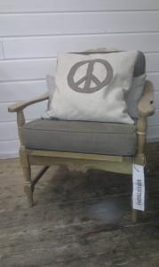 Peace pute