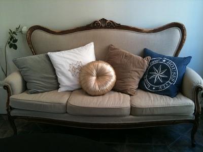 Rokokko Love Sofa no1
