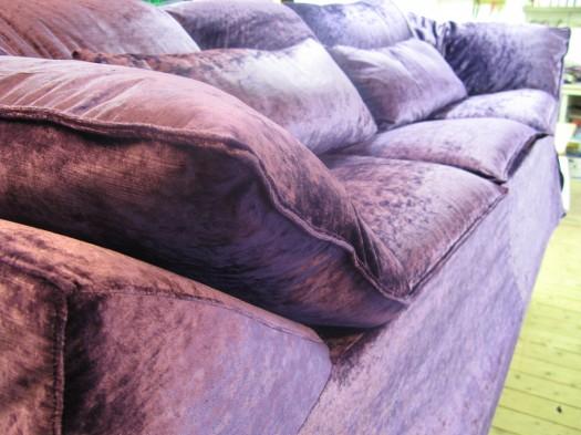 3-seter Eilertsen sofa i Designers Guild tekstil