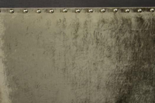 Sengegavl i tekstil fra Designers Guild