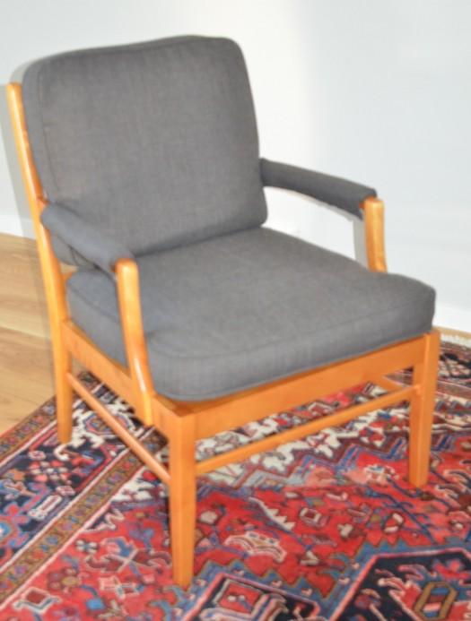 Gripsholm i tekstil fra Innvik/Sellgren