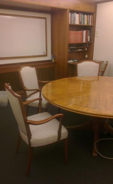 Møterommet til Höegh