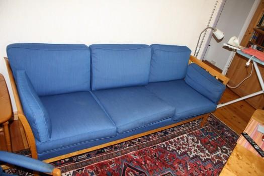 Hødnebø-sofa Bjerkholm fra 1989