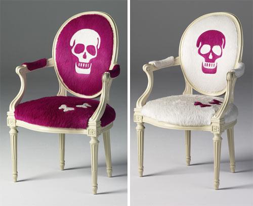 pink skull§
