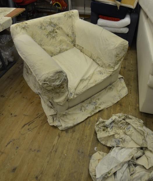 stol er også sliten...!