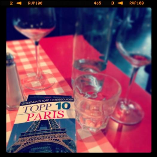 Paris topp 10