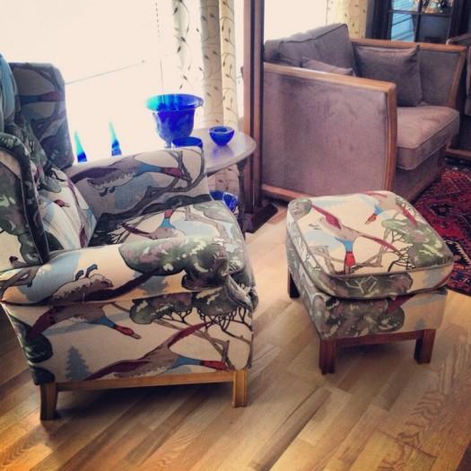 Mulberry Home møbeltekstil