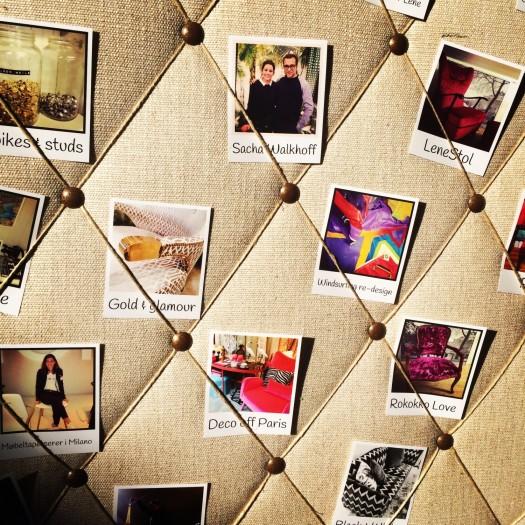 Billboard til Instagram bildene dine!