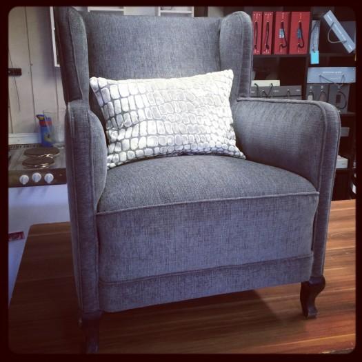 Grey Auskerry fra Designers Guild
