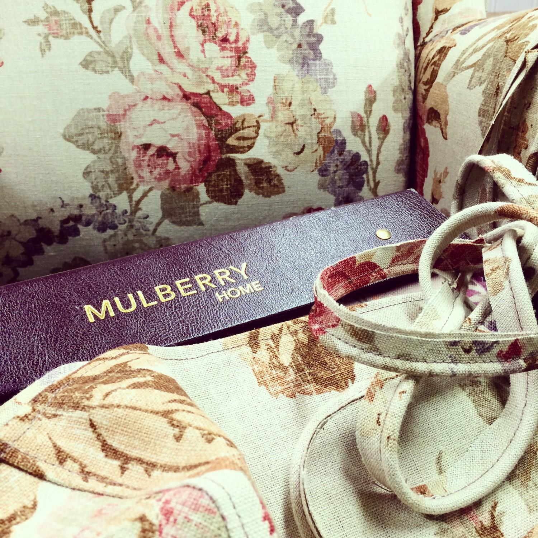 Mulbery Home møbeltekstiler
